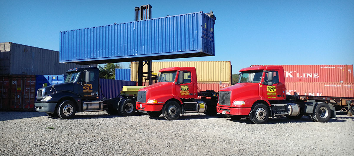 Providing High Quality Containers and Trailers Since 1998